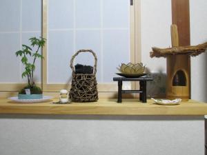 guesthouse KIWA, Penziony  Kjóto - big - 43