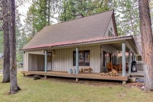 #30 Circle Four Cabin, Holiday homes  Sunriver - big - 32