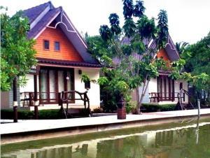 Baan Thai Damnoen Canal House - Ban Khu Bua (1)