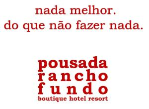 Hotel Pousada Rancho Fundo, Hotely  Abrantes - big - 60