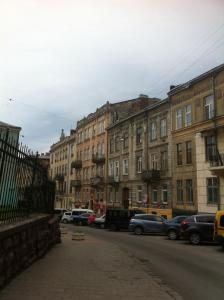 Apartment Rappoporta str., Apartmány  Lvov - big - 19