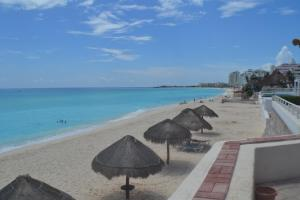 Brisas 10 Beachside Suites, Appartamenti  Cancún - big - 58
