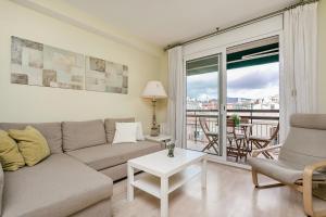 Elegant 3bed with views of Sagrada Familia