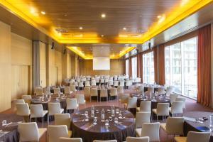 Hotel SB Diagonal Zero Barcelona 4* Sup, Отели  Барселона - big - 38