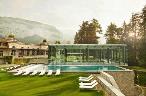 Waldhaus Flims Alpine Grand Ho..