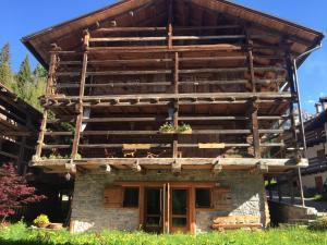 obrázek - Chalet nel cuore delle Dolomiti