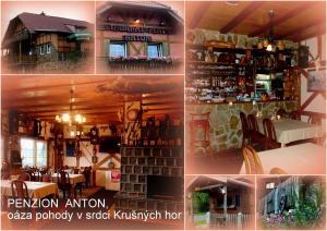 Auberges de jeunesse - Restaurant Pension-Anton
