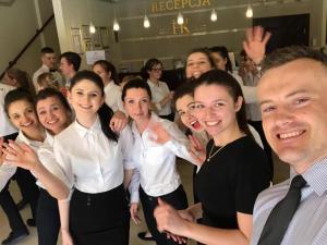 Hotel Korona Spa & Wellness, Hotely  Lublin - big - 43