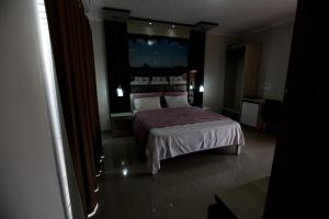Hotel Santa Fé, Hotels  Santa Fé do Sul - big - 11