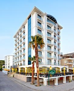 Ayvalik Cinar Hotel, Hotels  Ayvalık - big - 25