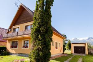 Chata Rekreačný Dom Mengusovce Mengusovce Slovensko