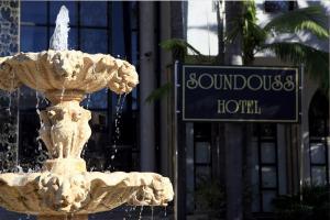Soundouss Hotel, Hotels  Rabat - big - 55