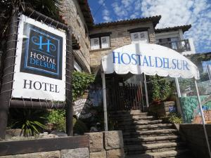 Hostal del Sur, Hotels  Mar del Plata - big - 1