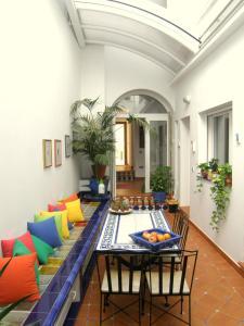 Accommodation in Castille-La Mancha