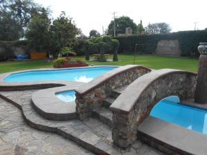 Casa Quinta Cobos, Priváty  Tequisquiapan - big - 17