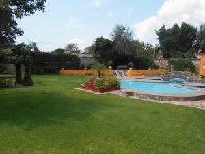 Casa Quinta Cobos, Priváty  Tequisquiapan - big - 19