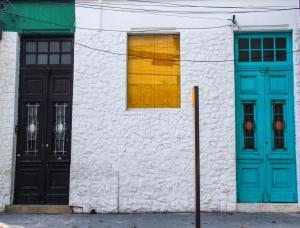Casa Residencial Cult house