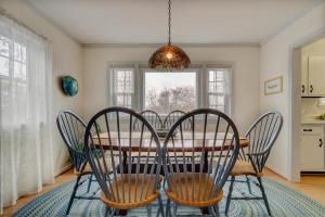 Miamoor on Flintlock, Holiday homes  Nantucket - big - 54