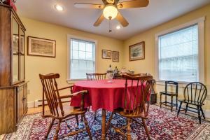 Lopes Paradise, Dovolenkové domy  Nantucket - big - 17
