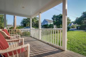 Lopes Paradise, Dovolenkové domy  Nantucket - big - 35