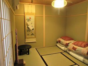 guesthouse KIWA, Penzióny  Kjóto - big - 5
