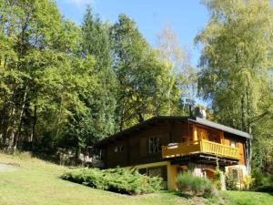 Traditional Chalet in Sapois Vosges with Balcony - Hotel - Sapois