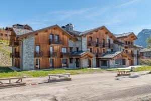 Le Refuge - Apartment - La Rosière