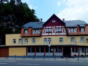 Pension Grenzeck - Bad Schandau