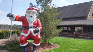 Accommodation in Santa Claus