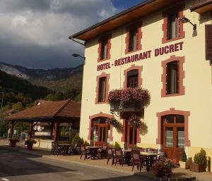 Hôtel Ducret