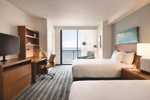 Hyatt House Virginia Beach / Oceanfront, Отели  Вирджиния-Бич - big - 55