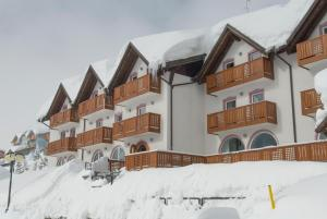 Accommodation in Passo Tonale