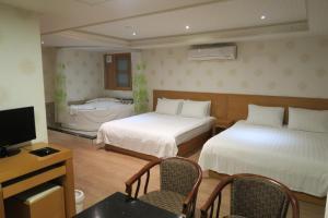 GS Hotel Jongno, Hotely  Soul - big - 45