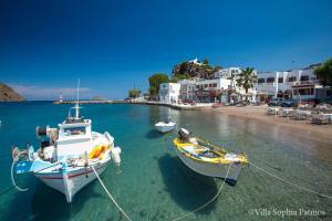 Villa Sophia Patmos, Vily  Grikos - big - 3