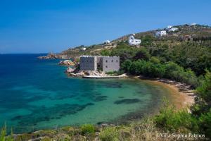 Villa Sophia Patmos, Vily  Grikos - big - 4