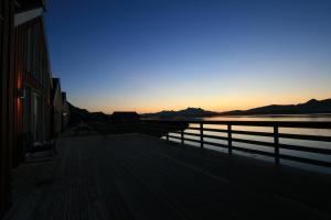 Rorbu i Lofoten, Дома для отпуска  Лекнес - big - 29