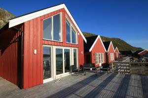 Rorbu i Lofoten, Дома для отпуска - Лекнес