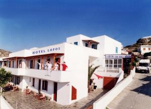 Hotel Lofos - The Hill, Hotely  Ios Chora - big - 12