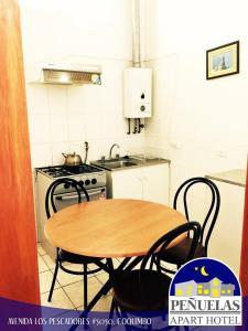 Apart Hotel Penuelas, Aparthotels  Coquimbo - big - 5
