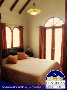 Apart Hotel Penuelas, Aparthotels  Coquimbo - big - 7