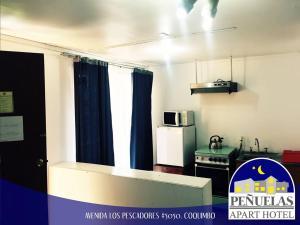 Apart Hotel Penuelas, Apartmánové hotely  Coquimbo - big - 20