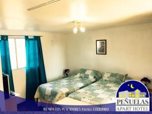 Apart Hotel Penuelas, Apartmánové hotely  Coquimbo - big - 3