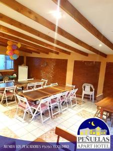 Apart Hotel Penuelas, Aparthotels  Coquimbo - big - 12