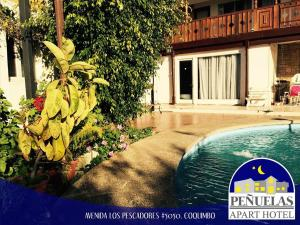 Apart Hotel Penuelas, Apartmánové hotely - Coquimbo