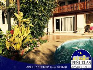Apart Hotel Penuelas, Aparthotels  Coquimbo - big - 13
