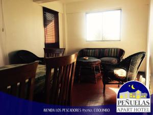 Apart Hotel Penuelas, Apartmánové hotely  Coquimbo - big - 17