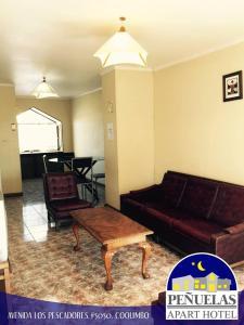 Apart Hotel Penuelas, Apartmánové hotely  Coquimbo - big - 15