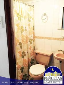 Apart Hotel Penuelas, Aparthotels  Coquimbo - big - 17