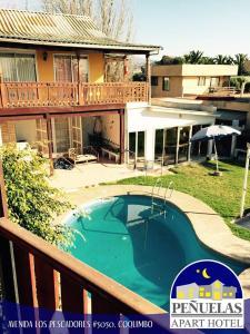 Apart Hotel Penuelas, Aparthotels  Coquimbo - big - 19