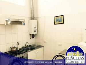 Apart Hotel Penuelas, Apartmánové hotely  Coquimbo - big - 11